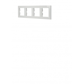 EPH5800421 RAMA 4 POSTURI ORIZONTALA ALB