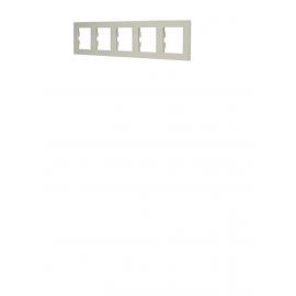 EPH5800523 RAMA 5 POSTURI ORIZONTALA CREM