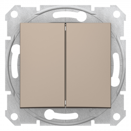 SDN0600168 INTRERUPATOR DUBLU CAP SCARA 10A IP20 TITAN