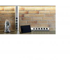 923.008 BLOC 4 PRIZE + 2 USB + INTRERUPATOR
