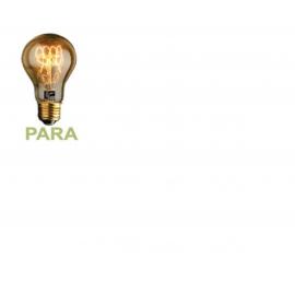 14-75401 BEC DECORATIV PARA 40W E27 2200K