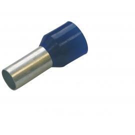 270810 Tub capat izolat 2.5mmp albastru