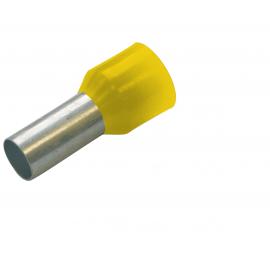 270830 Tub capat izolat 25mmp galben