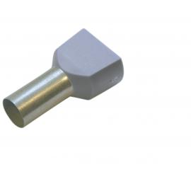 270780 Tub capat izolat dublu 0.75mmp/8mm 100buc/set