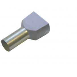270782 Tub capat izolat dublu 0.75mmp/10mm 100buc/set