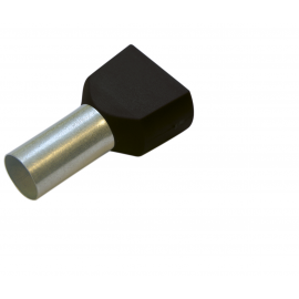 270788 Tub capat izolat dublu 1.5mmp/8mm 100buc/set