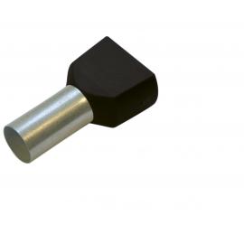 270790 Tub capat izolat dublu 1.5mmp/12mm 100buc/set