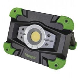 130344 Proiector LED 10W cu acumulator ''HUPlight10pro''