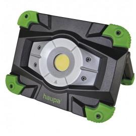 130346 Proiector LED 20W cu acumulator ''HUPlight20pro''