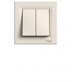 EPH0600123 INTR DUBLU CAP-SCARA IP20 CREM